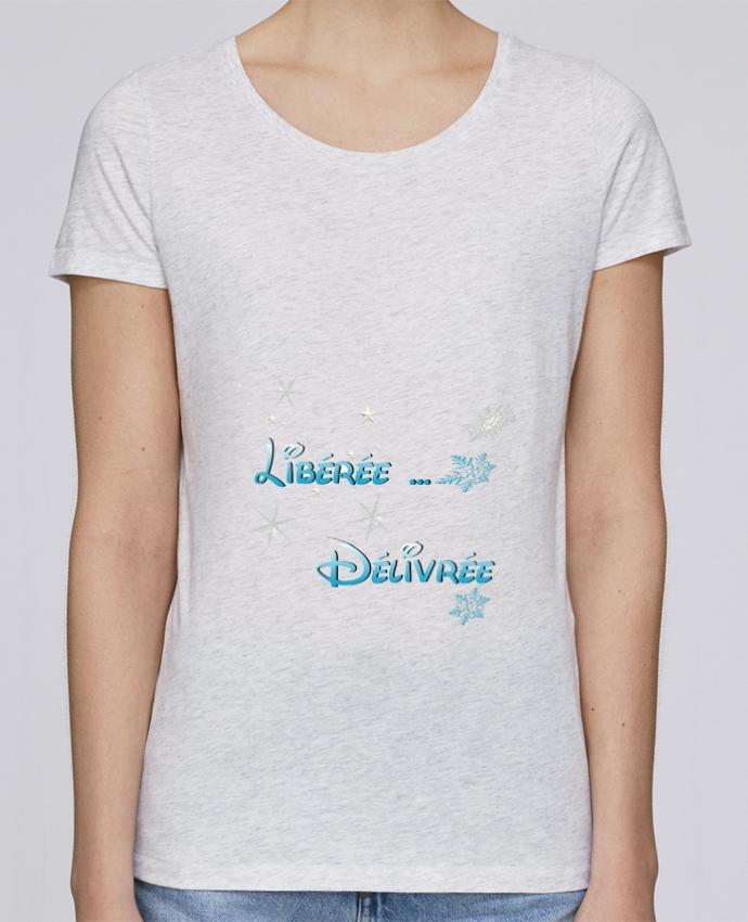 Femme Delivtrée Shirt Libérée Shirt Femme T T nmN08wv