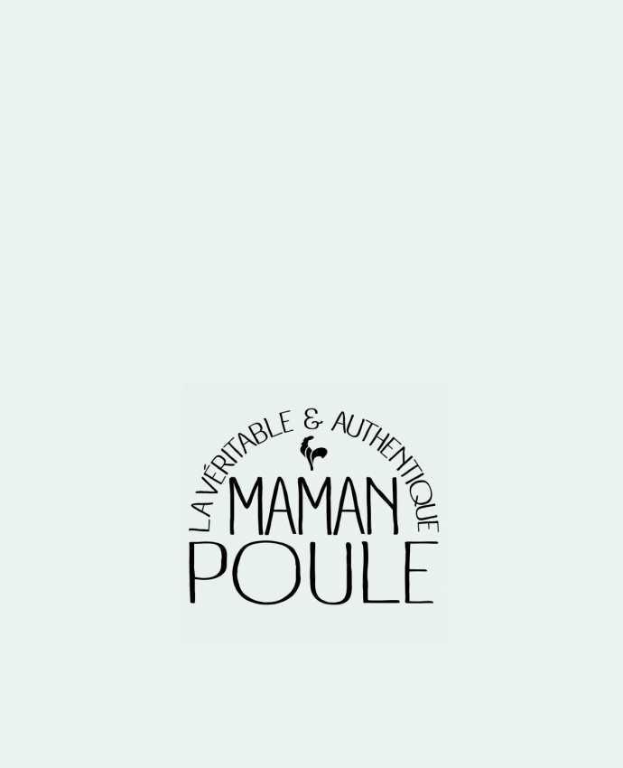 Sac en Toile Coton Maman Poule par Freeyourshirt.com