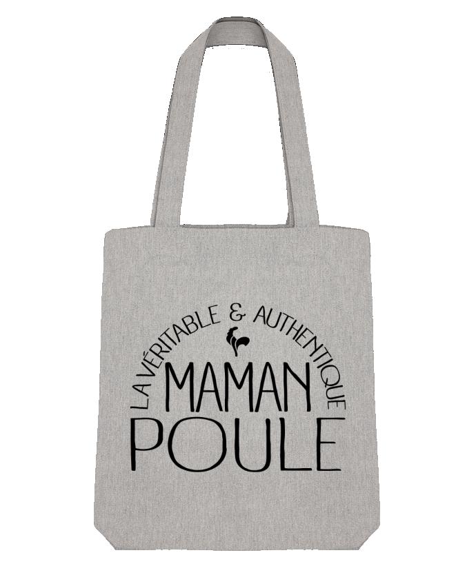 Tote Bag Stanley Stella Maman Poule par Freeyourshirt.com