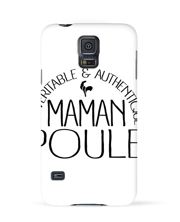 Coque 3D Samsung Galaxy S5 Maman Poule par Freeyourshirt.com