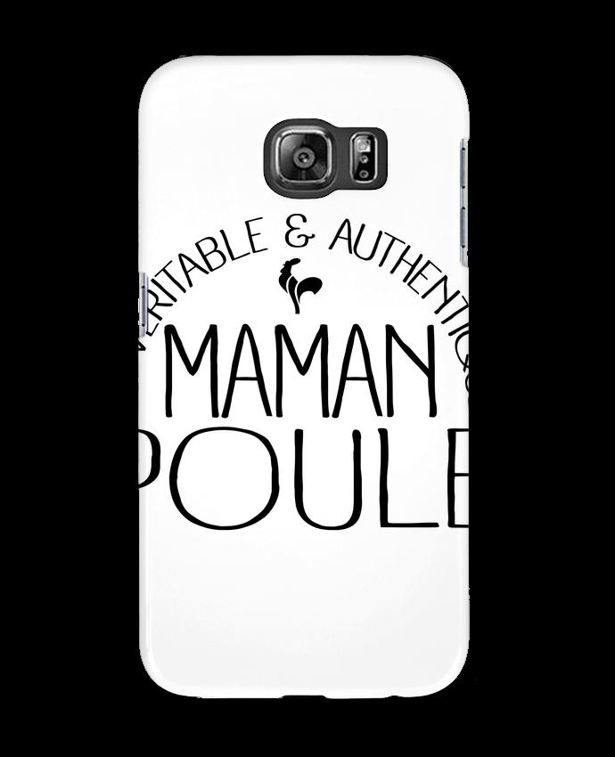 Coque Samsung Galaxy S6 Maman Poule - Freeyourshirt.com