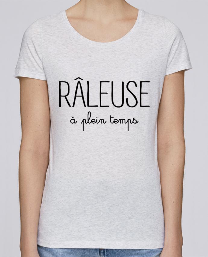 T-shirt Femme Stella Loves Râleuse à plein temps par Freeyourshirt.com