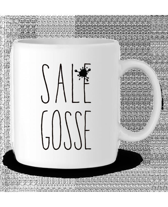 Mug en Céramique Sale Gosse par Freeyourshirt.com
