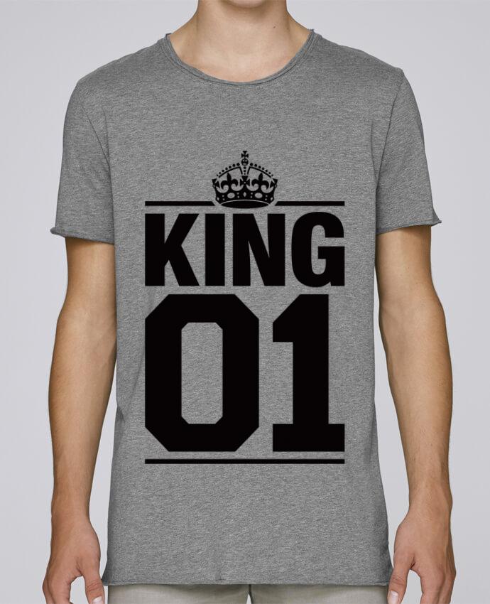 T-shirt Homme Oversized Stanley Skates King 01 par Freeyourshirt.com