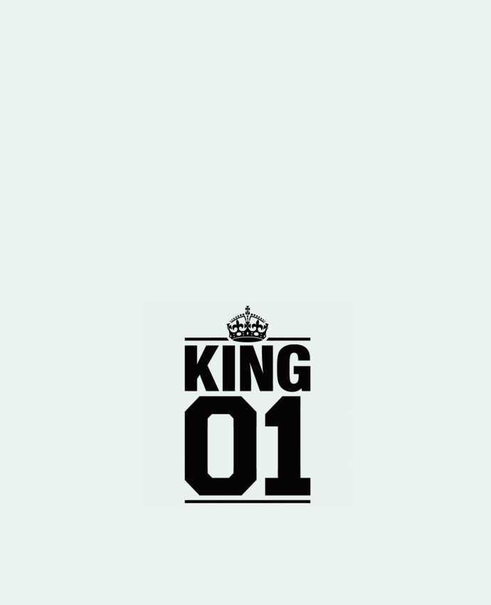 Sac en Toile Coton King 01 par Freeyourshirt.com