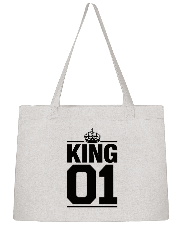 Sac Cabas Shopping Stanley Stella King 01 par Freeyourshirt.com