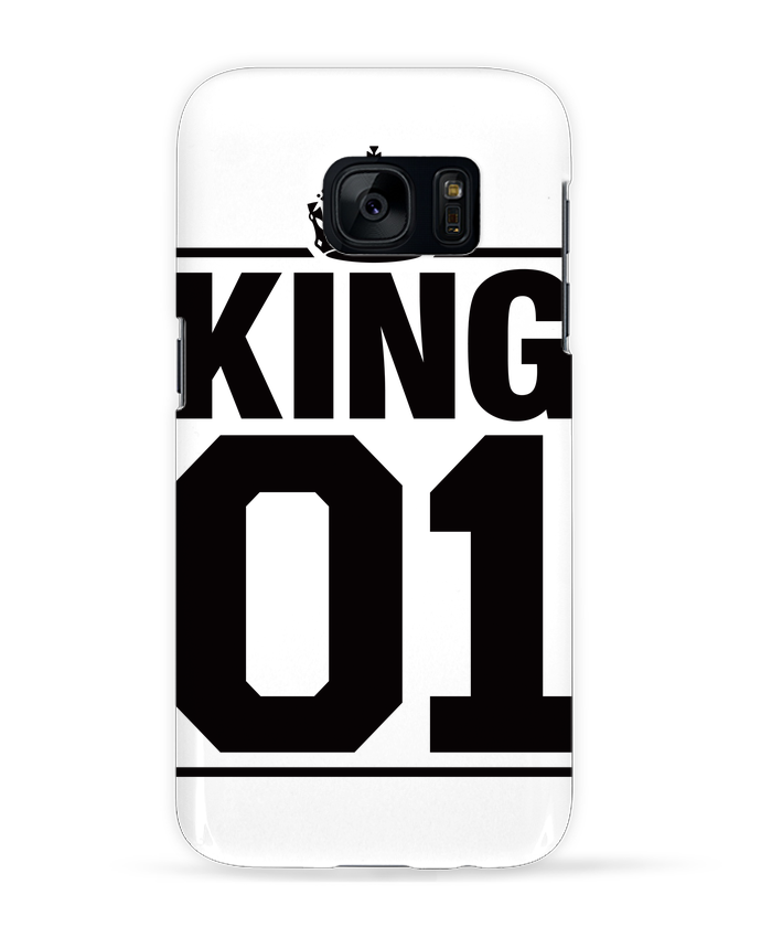 Coque 3D Samsung Galaxy S7 King 01 par Freeyourshirt.com