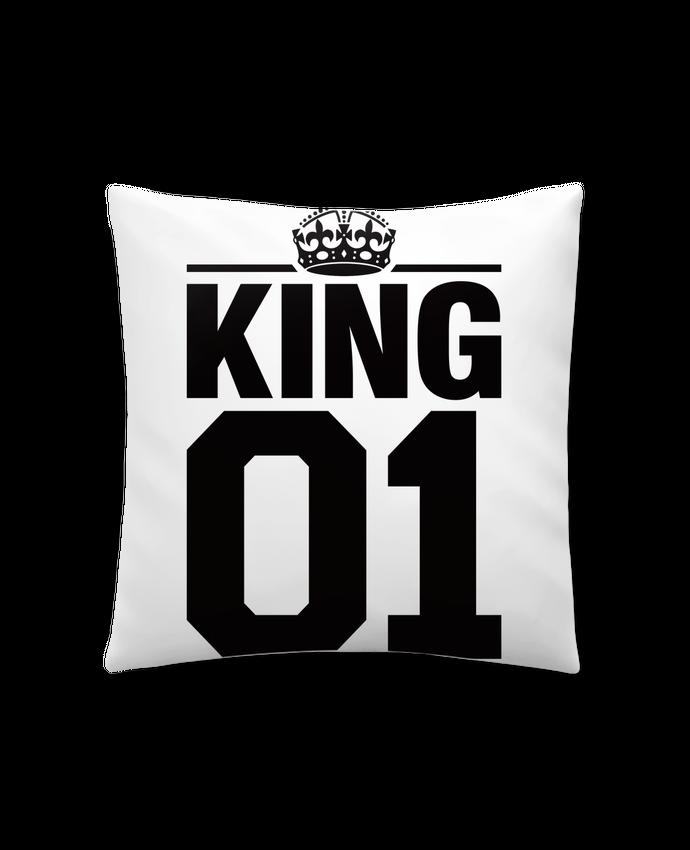 Coussin King 01 par Freeyourshirt.com
