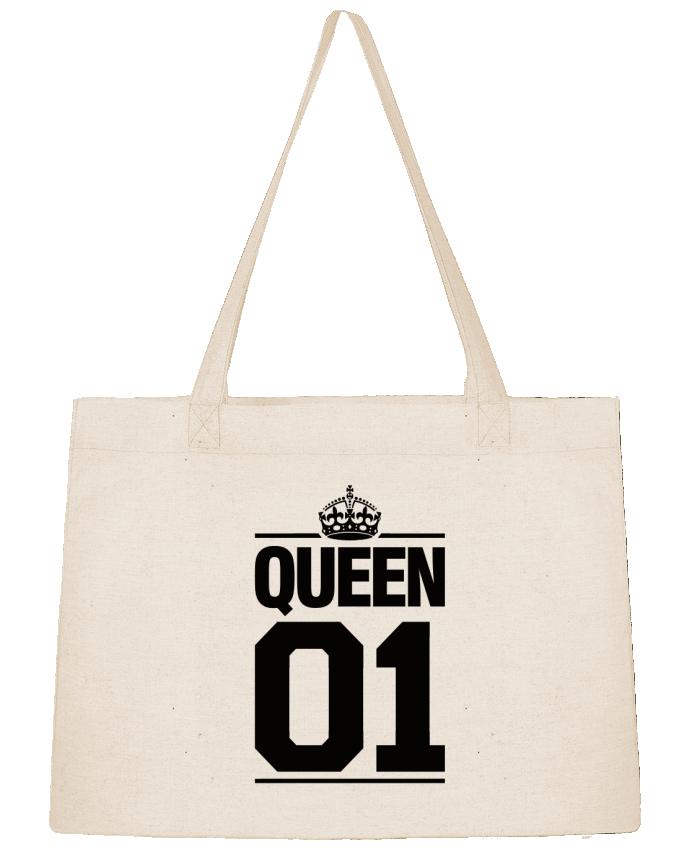 Sac Shopping Queen 01 par Freeyourshirt.com