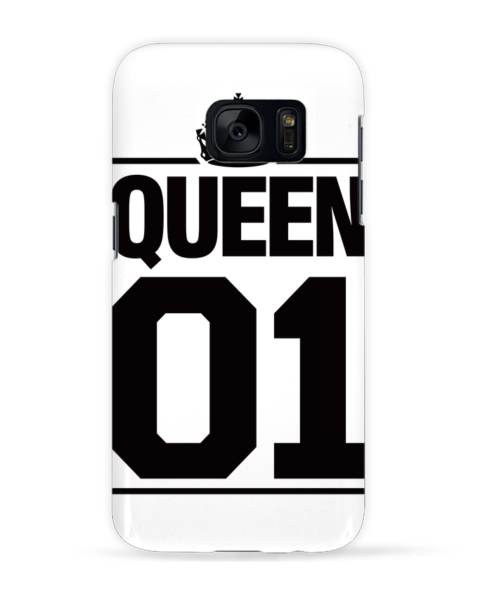 Coque 3D Samsung Galaxy S7  Queen 01 par Freeyourshirt.com