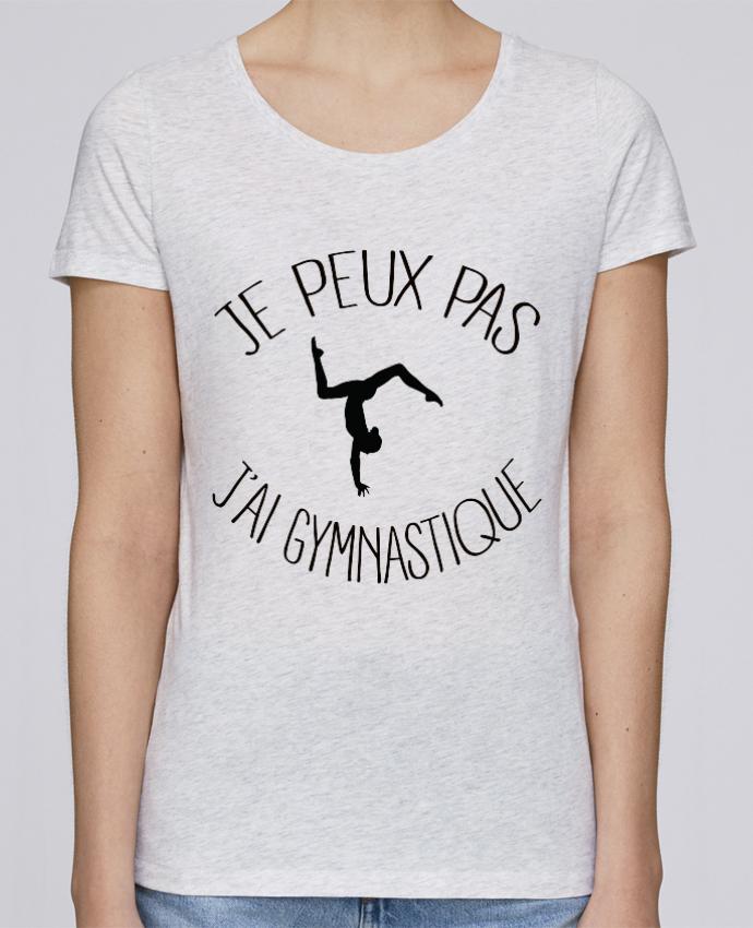 T-shirt Femme Stella Loves Je peux pas j'ai gymnastique par Freeyourshirt.com
