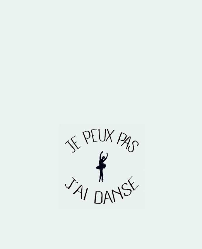 Sac en Toile Coton Je peux pas j'ai Danse par Freeyourshirt.com