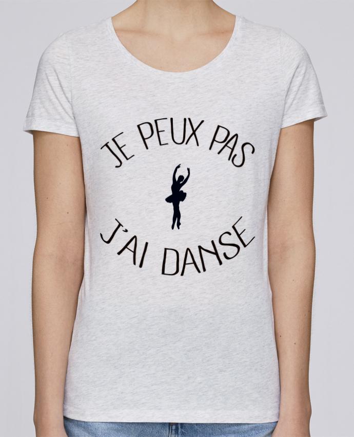T-shirt Femme Stella Loves Je peux pas j'ai Danse par Freeyourshirt.com