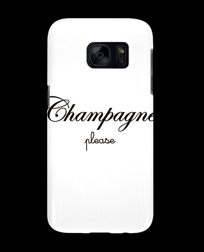 Coque 3D Samsung Galaxy S7 Champagne Please par Freeyourshirt.com