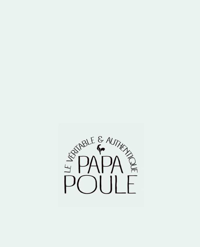 Sac en Toile Coton Papa Poule par Freeyourshirt.com