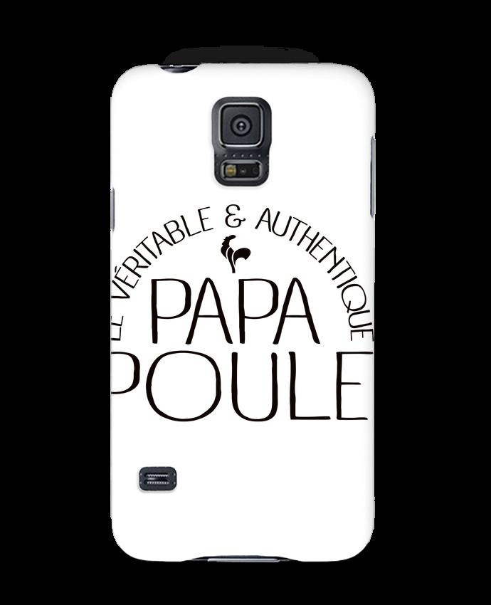 Coque 3D Samsung Galaxy S5 Papa Poule par Freeyourshirt.com