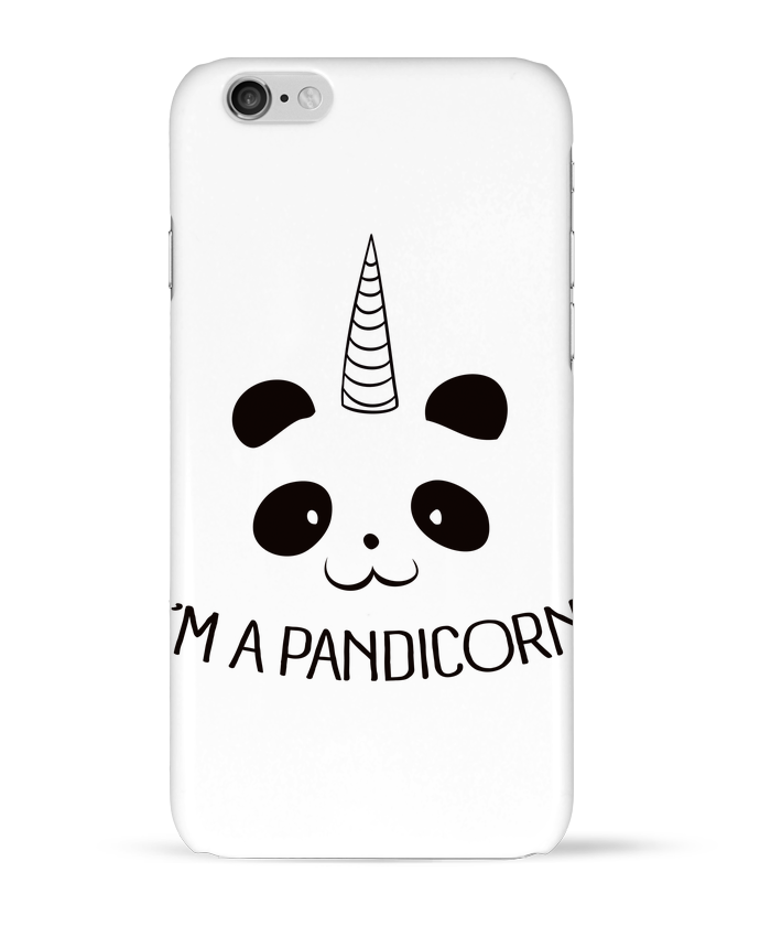Coque 3D Iphone 6 I'm a Pandicorn par Freeyourshirt.com