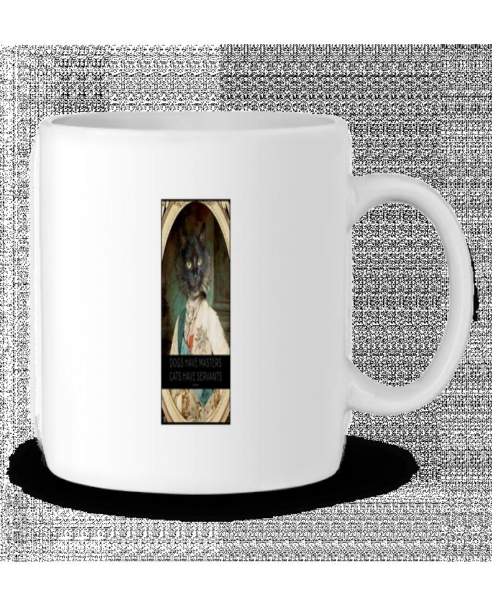 Mug en Céramique King Cat par Tchernobayle