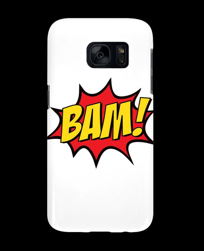 Coque 3D Samsung Galaxy S7 BAM ! par Freeyourshirt.com