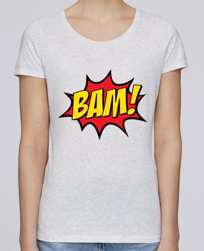 T-shirt Femme Stella Loves BAM ! par Freeyourshirt.com