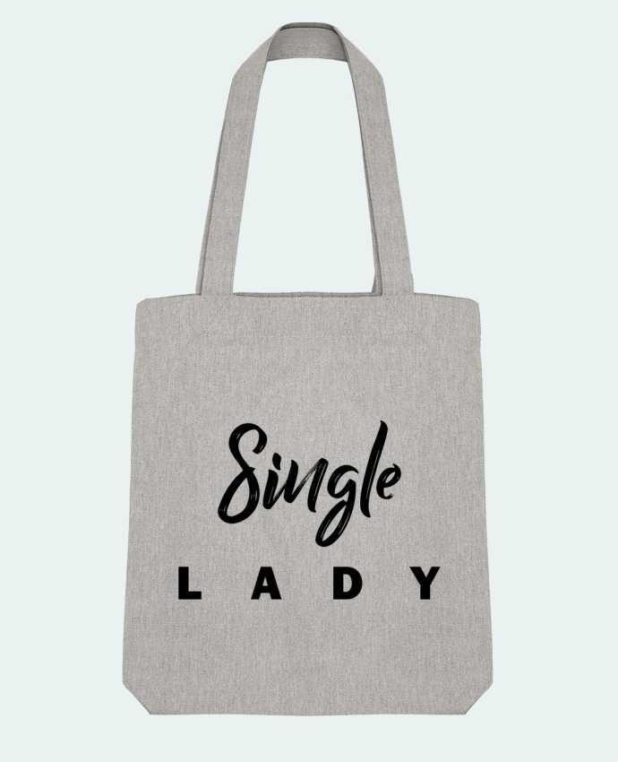 Tote Bag Stanley Stella Single lady par tunetoo