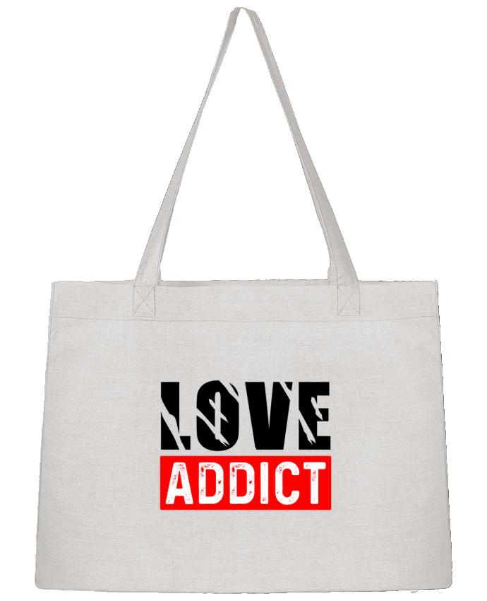 Sac Cabas Shopping Stanley Stella Love Addict par sole-tshirt