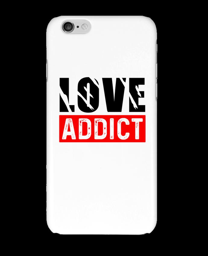 Coque 3D Iphone 6 Love Addict par sole-tshirt