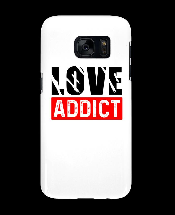 Coque 3D Samsung Galaxy S7  Love Addict par sole-tshirt