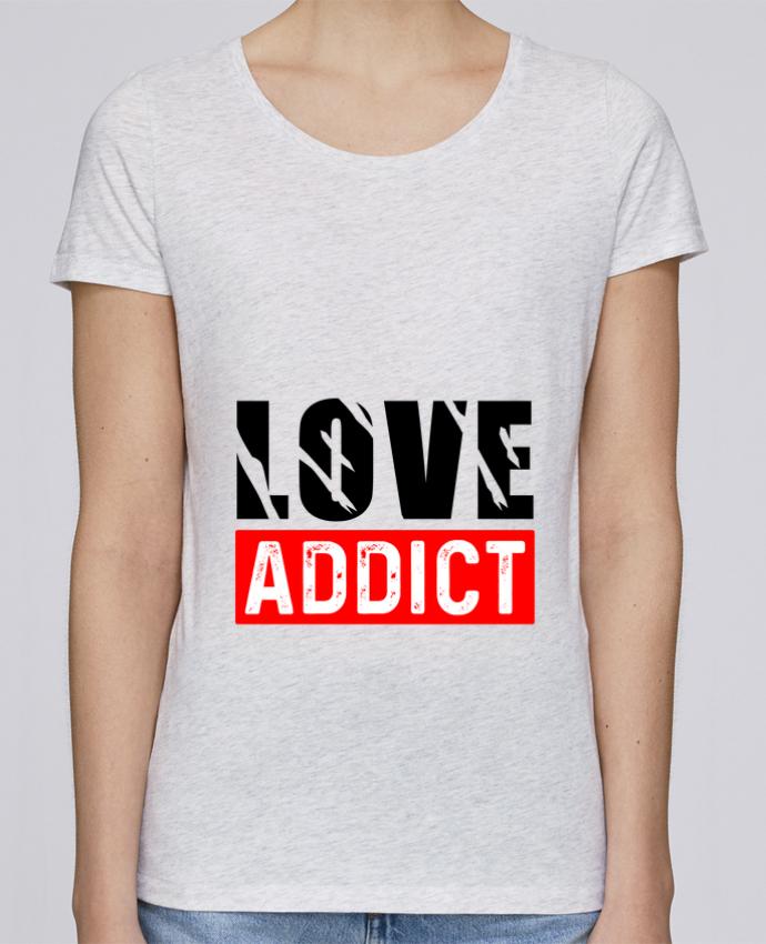 Sole Stella Loves Tshirt T Addict Shirt Love Femme 9WIbEHDe2Y