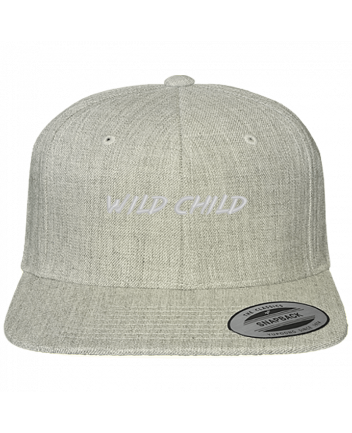 Casquette Snapback Classique Wild Child par tunetoo