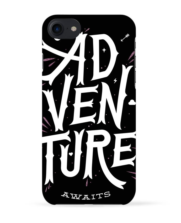 Coque 3D Iphone 7 Adventure Awaits de chriswharton