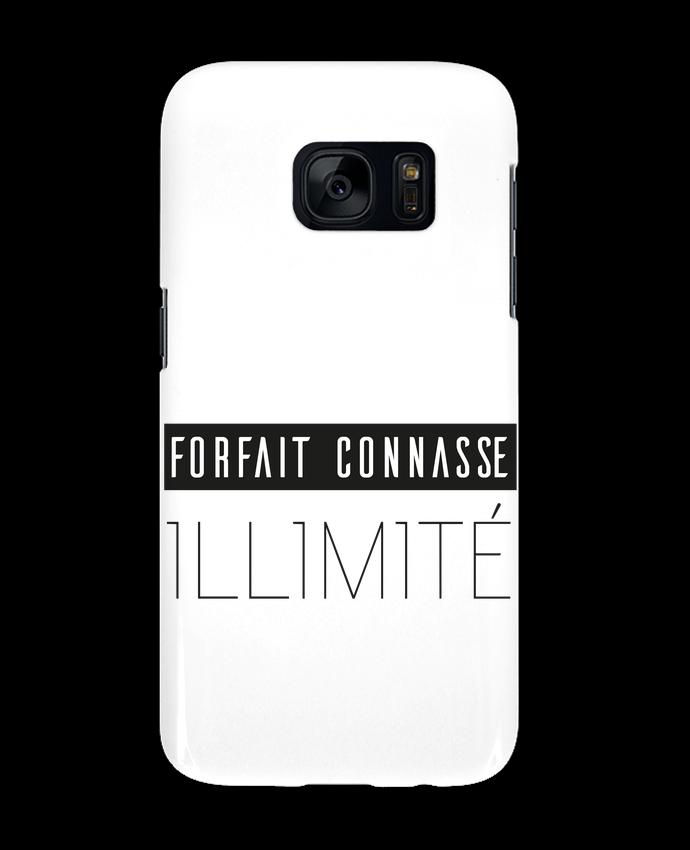 Coque 3D Samsung Galaxy S7 Forfait connasse illimité par tunetoo