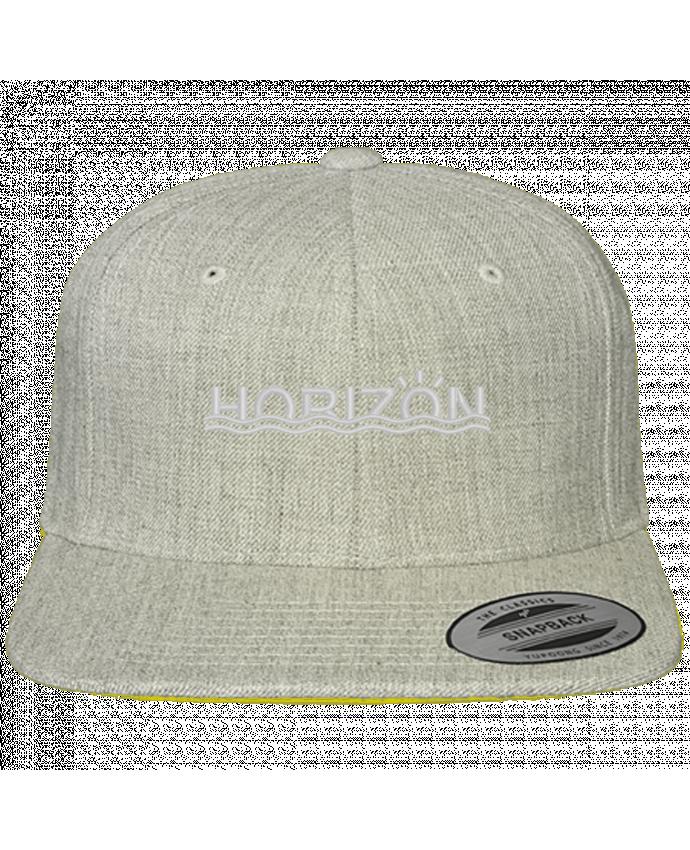 Casquette Snapback Classique Horizon par tunetoo