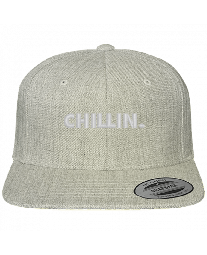 Casquette Snapback Classique Chillin. par tunetoo
