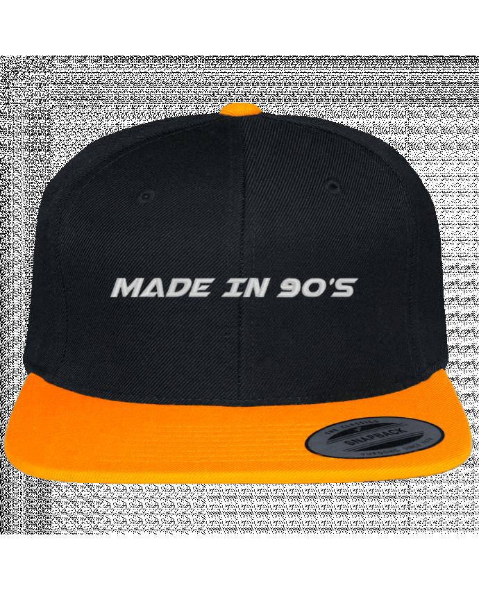 Casquette Snapback Bicolore Varsity bicolore Made in 90s par tunetoo