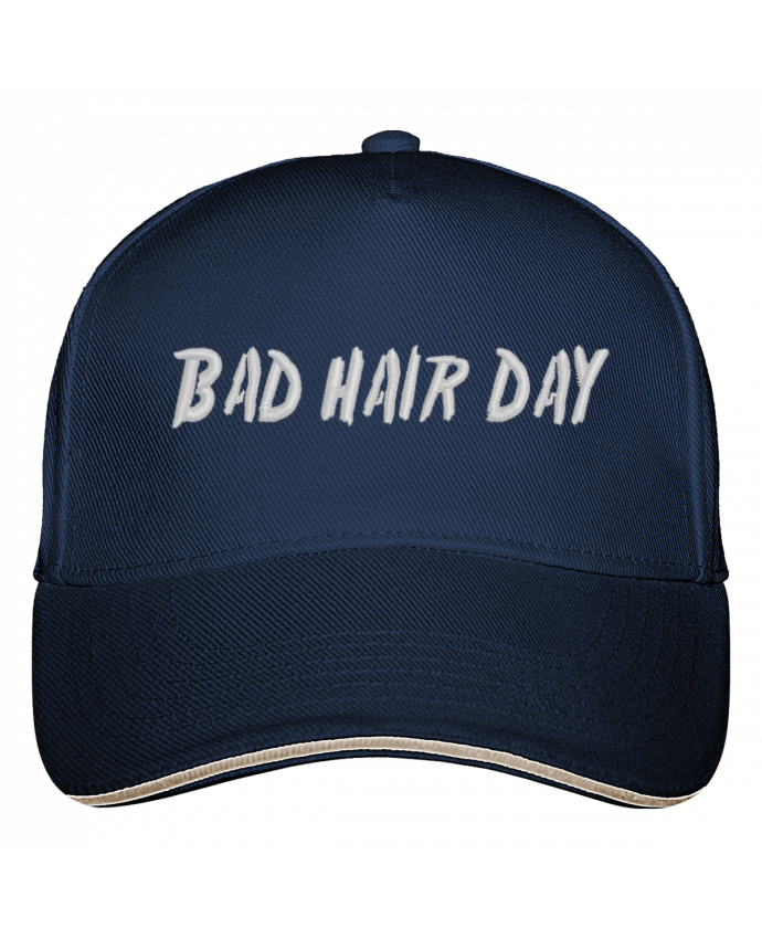Casquette 5 Panneaux Ultimate 5 panneaux Ultimate Bad hair day par tunetoo