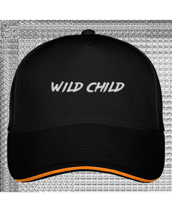 Casquette 5 panneaux Ultimate Wild Child par tunetoo