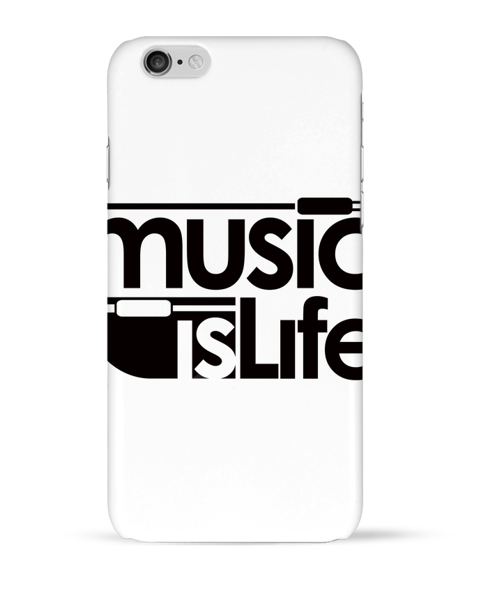 coque iphone 6 music