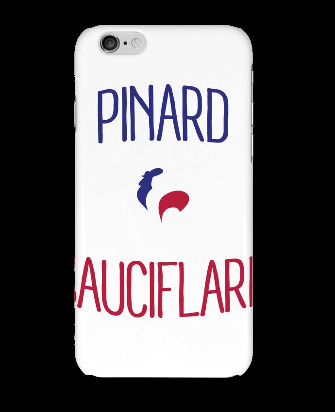Coque 3D Iphone 6 Pinard Sauciflard par Freeyourshirt.com