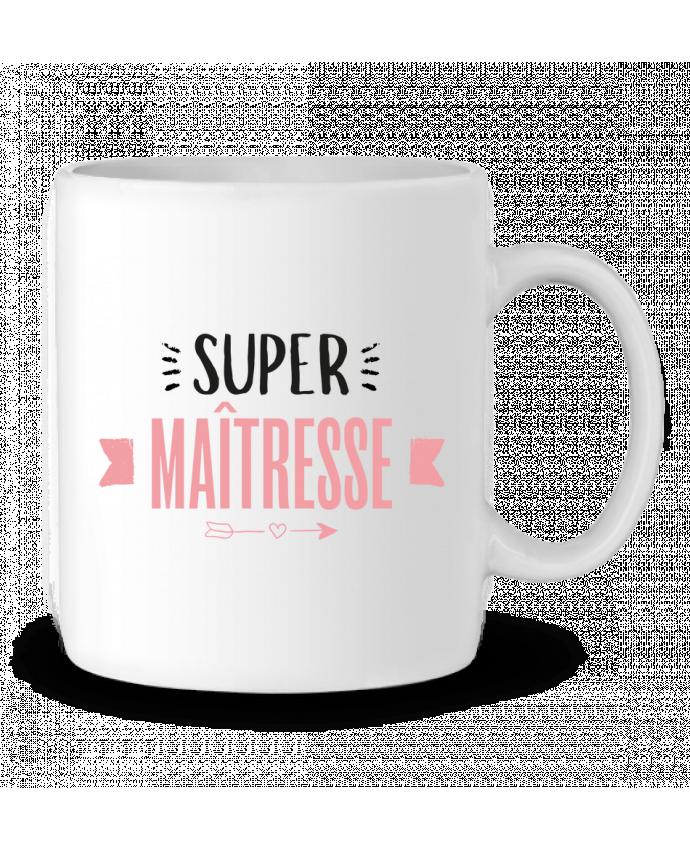 Mug en Céramique Super maîtresse !! par tunetoo