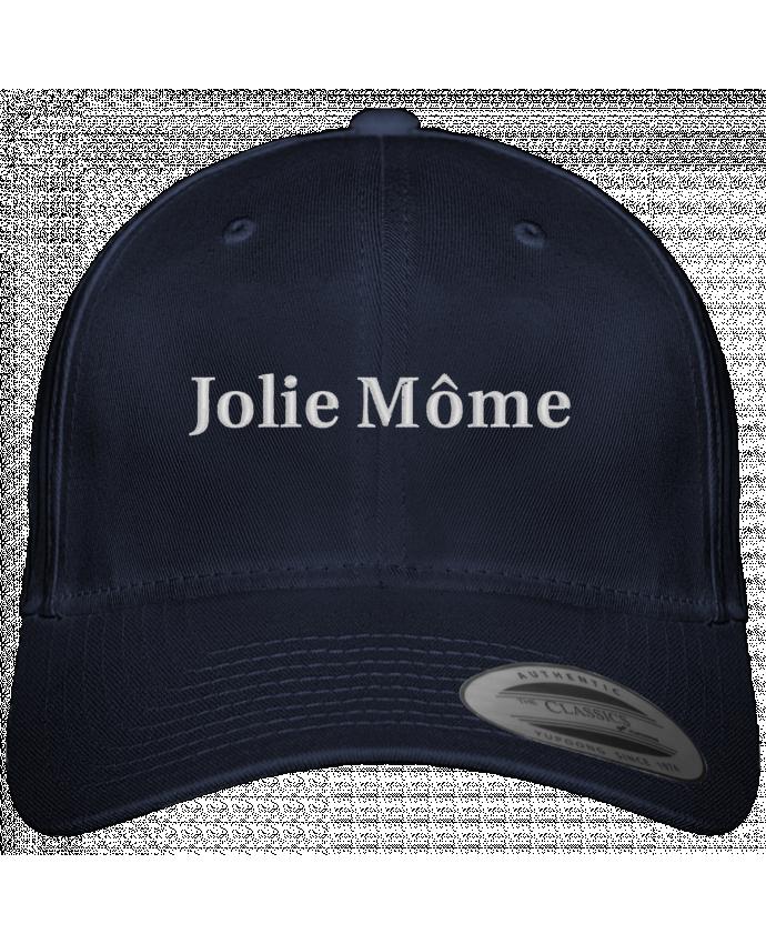 Casquette Flexfit 6 panneau Jolie môme par tunetoo