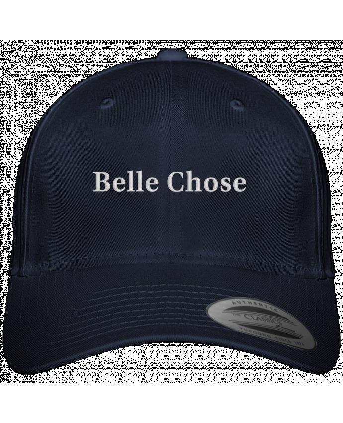Casquette Flexfit 6 panneau Belle Chose par tunetoo