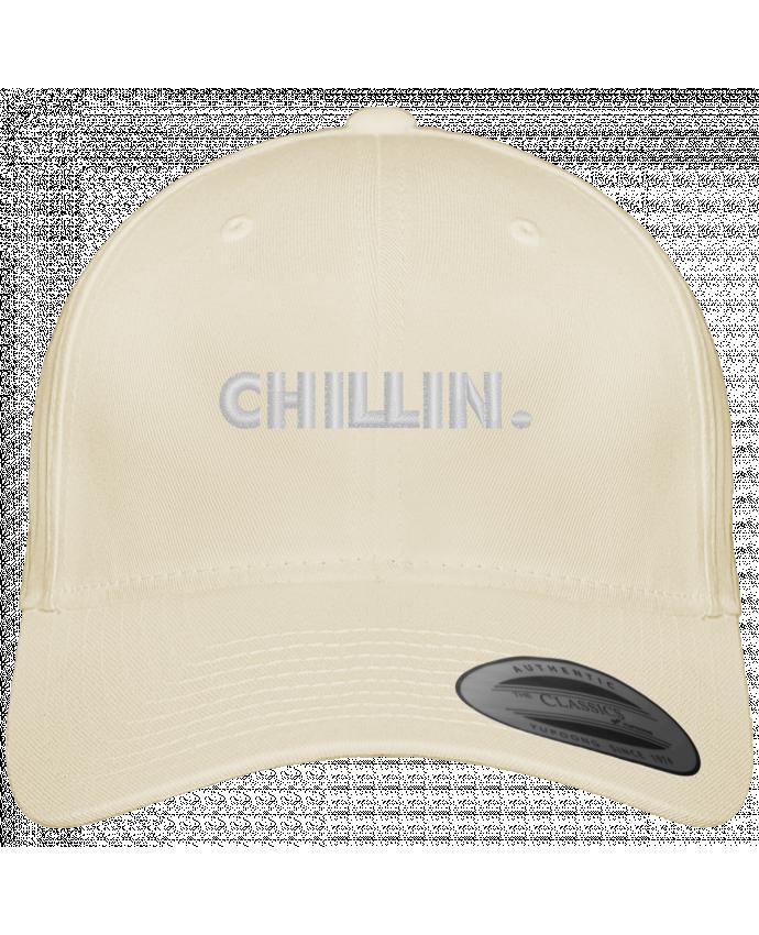 Casquette Flexfit 6 panneau Chillin. par tunetoo