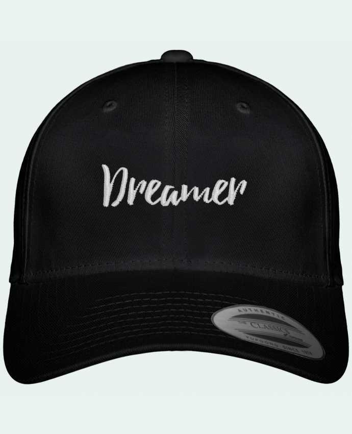 Casquette Flexfit 6 panneau Dreamer par tunetoo