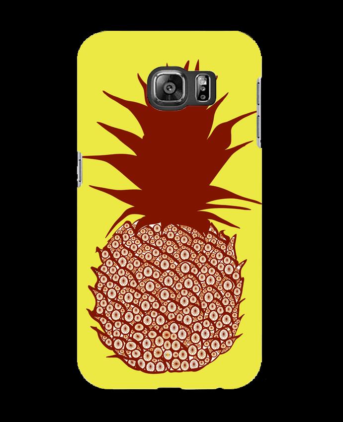coque samsung galaxy s6 ananas