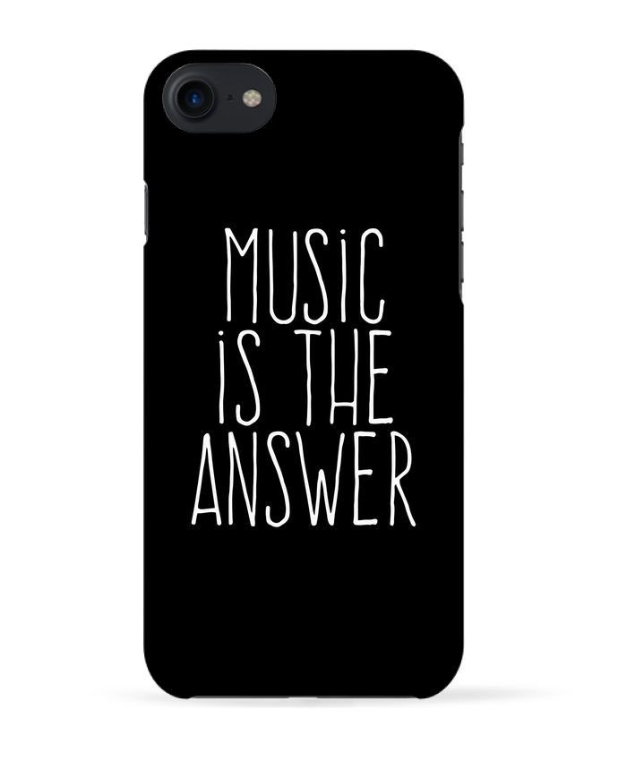 coque iphone 7 music