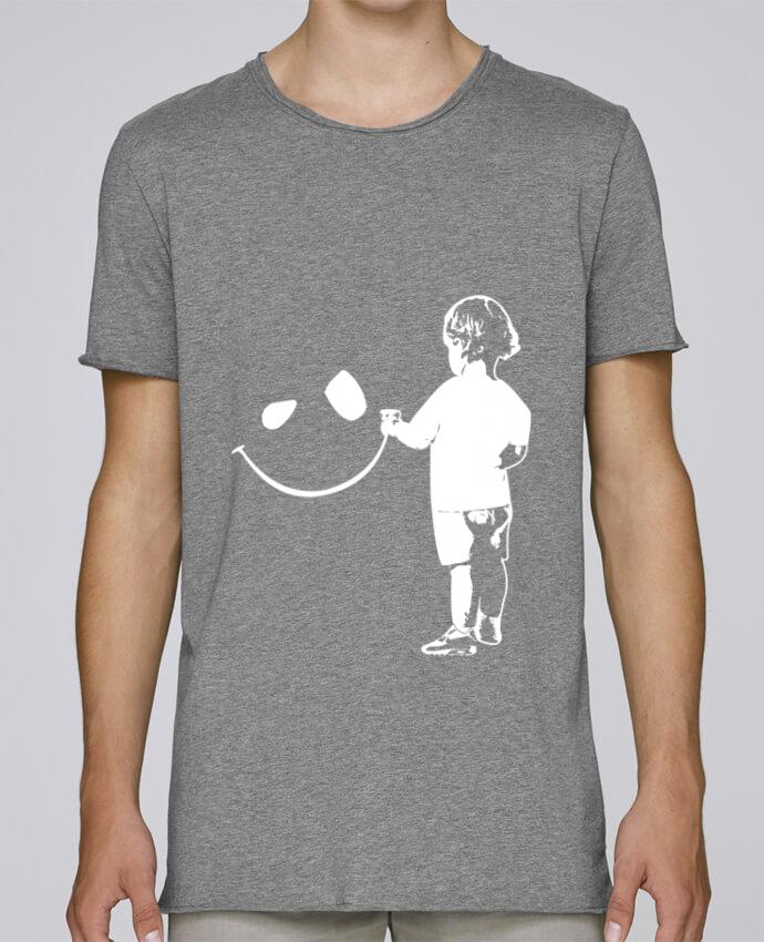 T-shirt Homme Oversized Stanley Skates enfant par Graff4Art