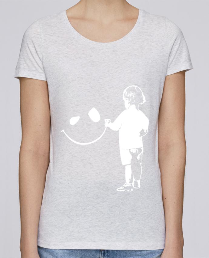 T-shirt Femme Stella Loves enfant par Graff4Art