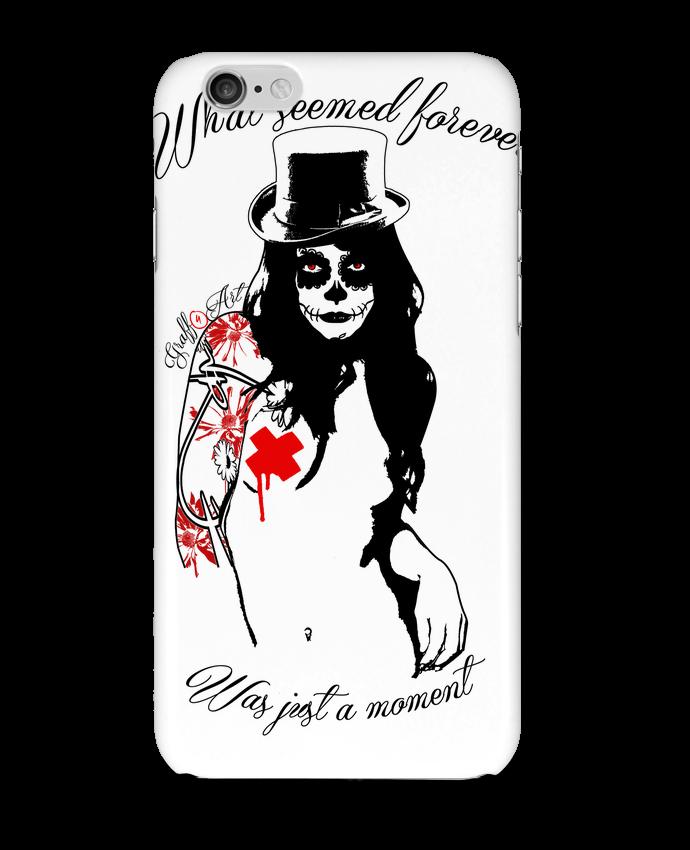 Coque 3D Iphone 6 femme par Graff4Art