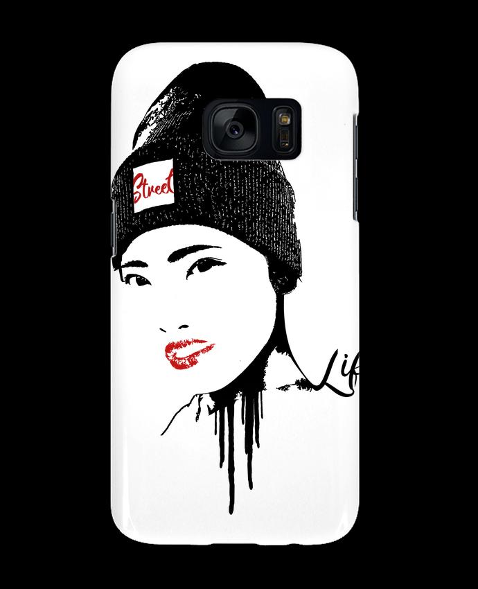 Coque 3D Samsung Galaxy S7 Geisha par Graff4Art
